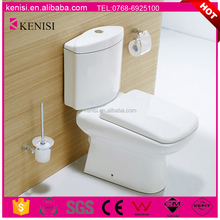 Washdown Two Piece Toilet and Basin For Sale/Ceramic Bathroom Set