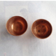 "Wholesale Copper 1"" Inch 1.5"" Inch 2"" Inch 2.5"" 3"" Inch 3.5"" Inch 4"" Inch Hollow Copper Half Ball / Sphere Or Copper Hemisphere"