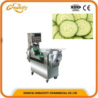 hot sale multifunctional vegetables cutter/cutting machine/cabbage lettuce potato carrot slicing cutter machine for sale