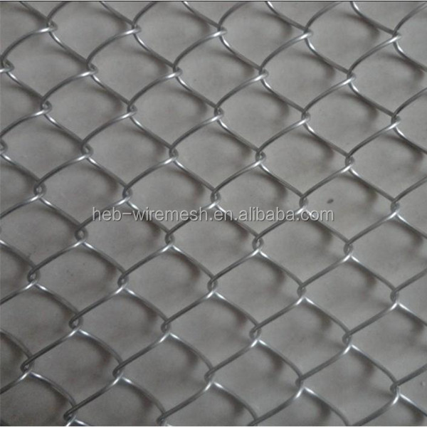 cheap galvanized or pvc coated chain link cyclone wire fence