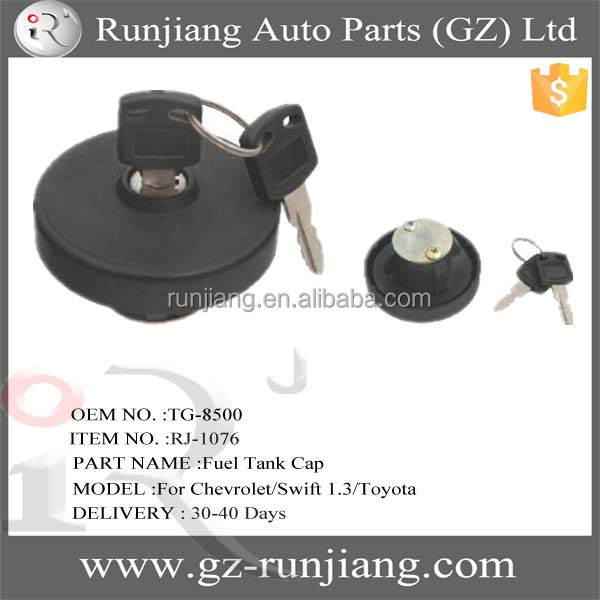 Stock Sale !!! OEM NO.TG-8500 plastic fuel tank for Chevrolet/Swift 1.3/Toyota fueling system