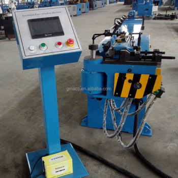 With Mandrel Two-Dimensional Pipe Bending Machine GM-SB-114NCB