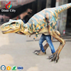 Walking Animatronic Carnival Dinosaur Costume for Christmas Festival
