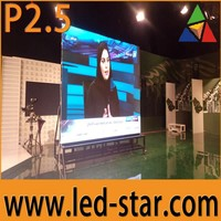 LEDSTAR reasonable price led strip display screen P2.5 indoor tv Hot Electronics Shenzhen