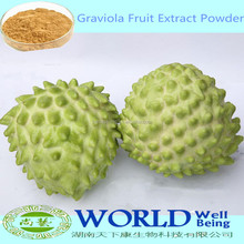 Hot Selling 100% Natural Graviola Fruit Extract Soursop Fruit Extract Soursop Extract Powder