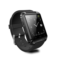 Factory cheap price U8 bluetooth smart wrist watch phone for android and ios