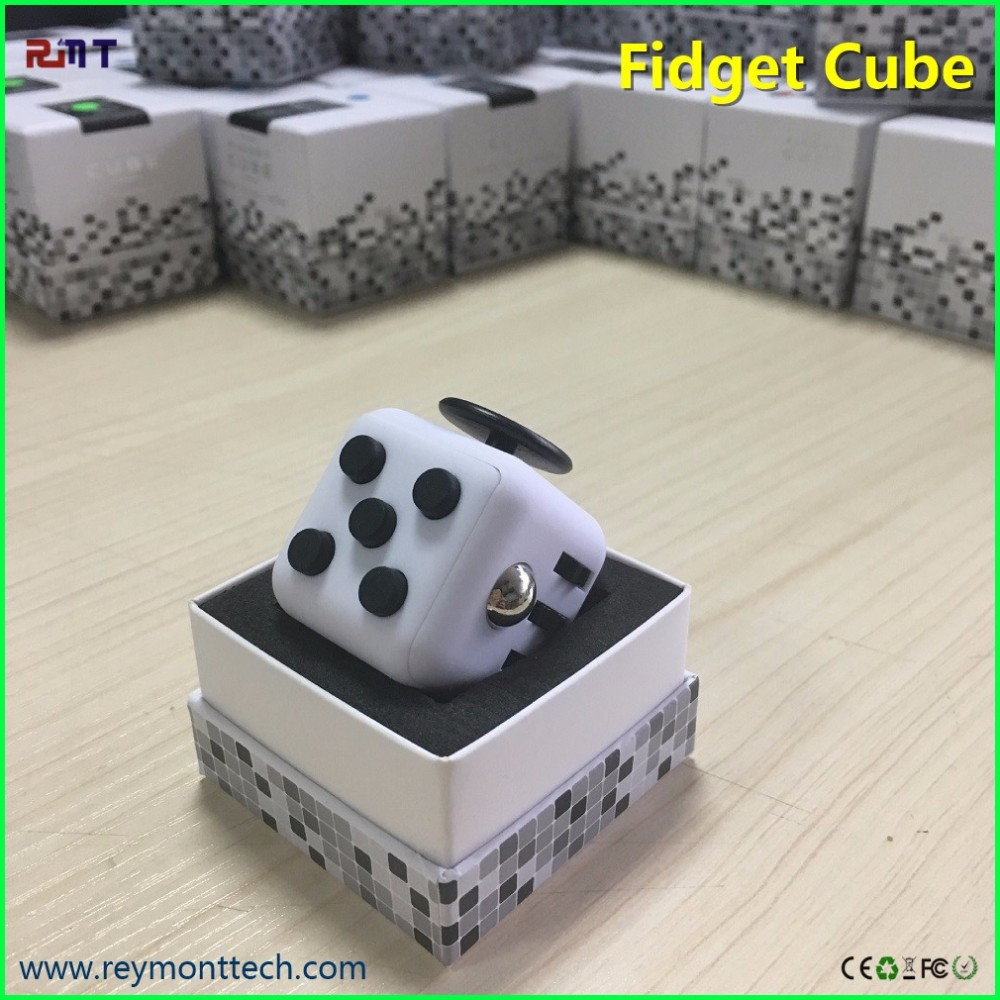 acceptable OEM magic fidget cube with China factory and best price