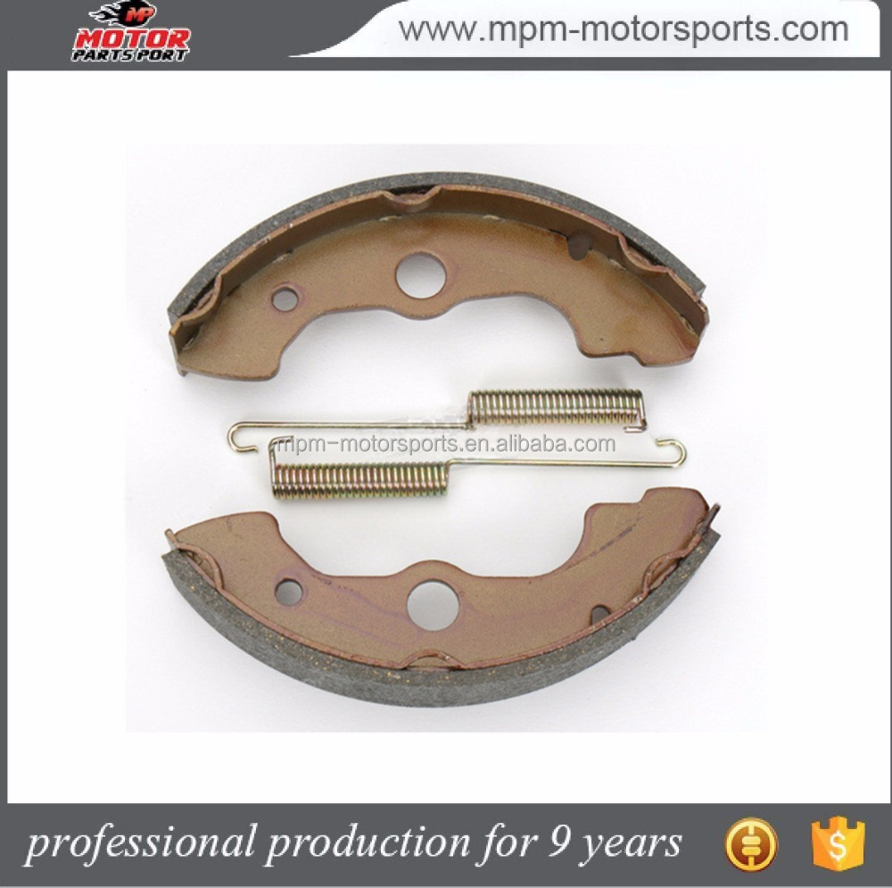 Brake shoe motorcycle for HONDA TRX350