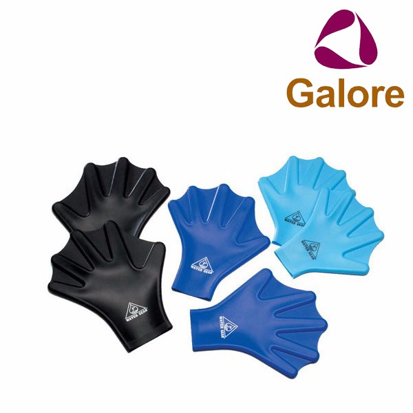 Cheap Price Swim Training Finger Webbed Silicone Swimming Glove
