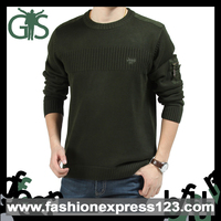 2015 Winter OEM pullover male for Military Sweater