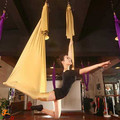 Professional Supplier of High Quality Aerial yoga hammock Aerial Yoga swing Wholesale (20 colours)-100% Quality Guarantee