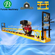 Road construction equipment concrete vibrating screed for sale