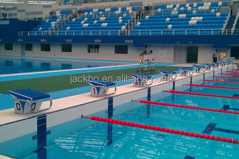 High quality starting block diving boards for swimming pool buy starting blocks diving for How deep are olympic swimming pools