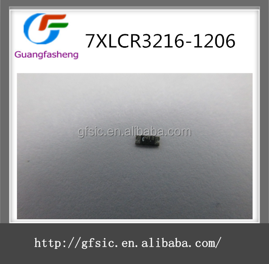 electronic components ic part 7XLCR3216-1206