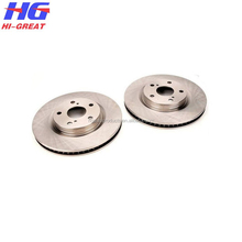 Quality For Toyota CAMRY ACV30 CAMRY BRAKE DISC 43512-06130
