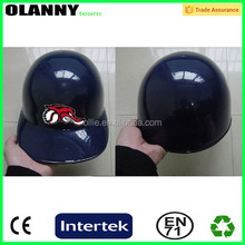 good supplier standard new design plastic baseball helmet