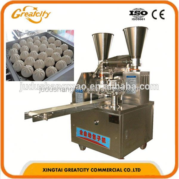 High quality manufacturer direct supply commercial steamed stuffed bun making machine manufacturer
