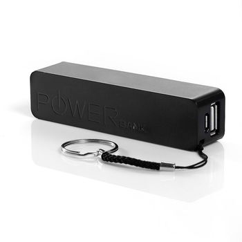 PB202 universal USB output 5V/1A 2600mAh power bank