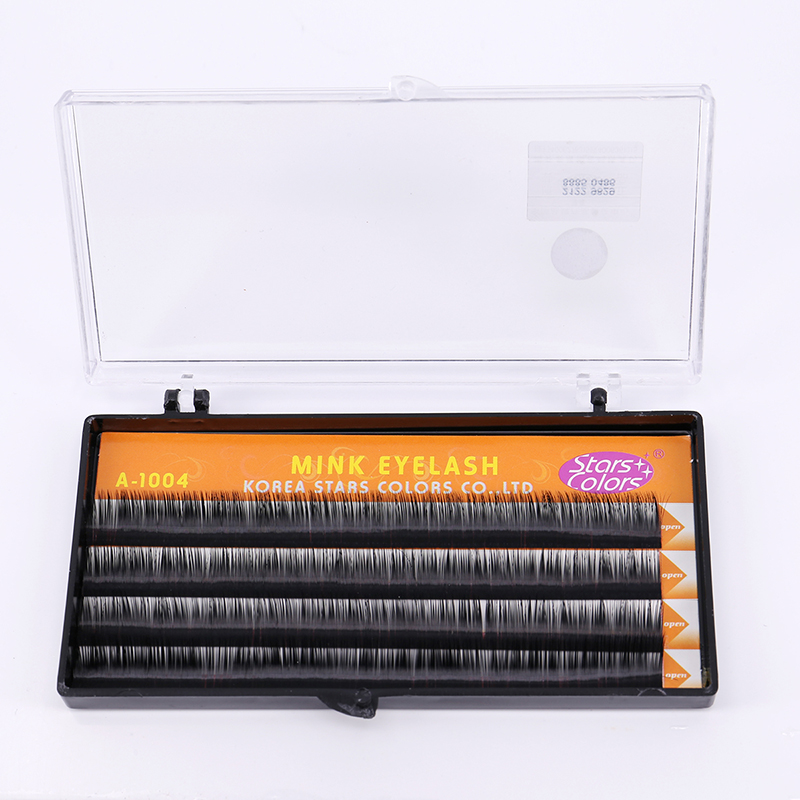 Starscolors wholesale mink eyelash box eyelash extention