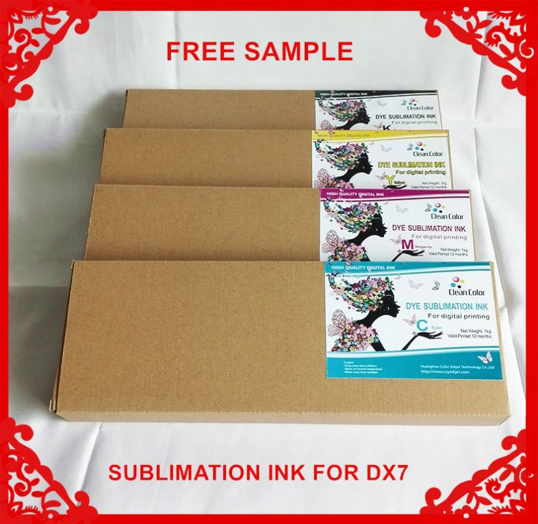 Factory price sublimation inkjet color ciss ink