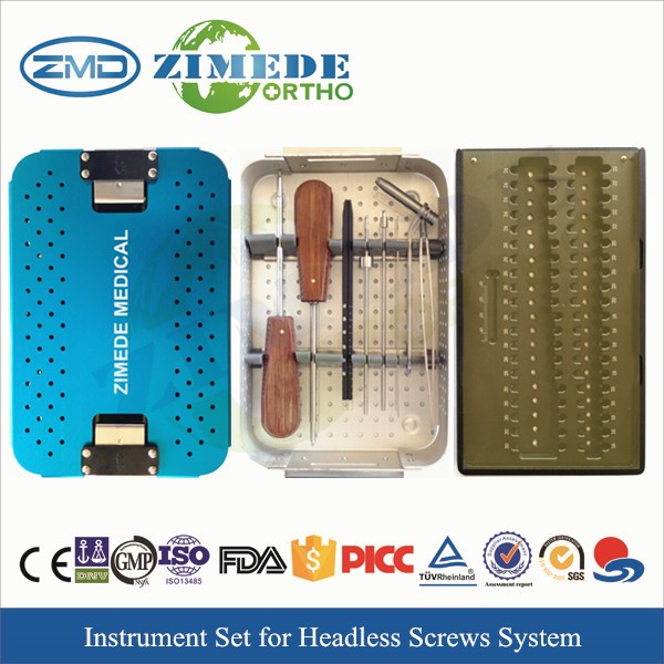 importer surgical instruments for headless screws