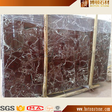 Yunfu Factory Natural Stone Rosa Levanto Marble For Villa
