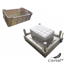 Plastic manufacturer Paint plastic bucket mould/tool/mold used basket mould