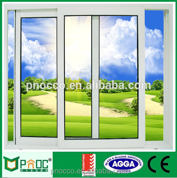 Commercial sliding window safety lock for building