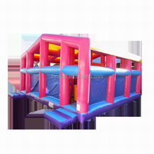 Inflatable Large Roofed Activity Bouncer