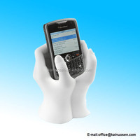Polyresin Hand Cell Phone Holder