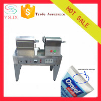 Professional high quality automatic ultrasonic tube sealer with cutter
