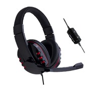 4 in1Gaming Headset Headphone With Mic and light For Playstation 4 PS4 PS3 XBOX360 PC