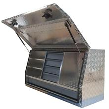 Customized Aluminium Truck Tool Box With Drawers