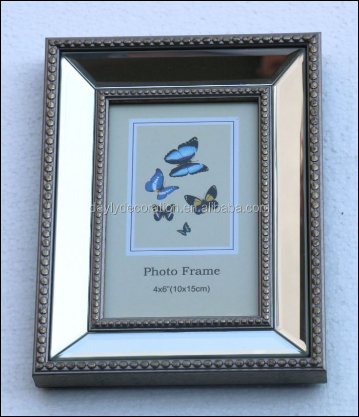 islamic quran mirror frames with beveled mirror stick on mirror frames