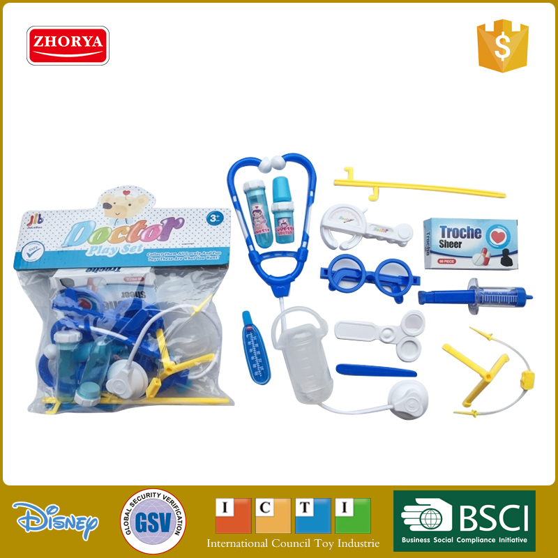 Kids Plastic Medical Toy, Kids Doctor Toy, Kids Pretend Play Toy Set educational toy kids doctor play set