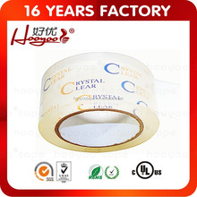 Crystal clear Bopp Packing tape, Crystal tape adhesive