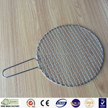 Galvanized durable barbecue accessory wire mesh in stock