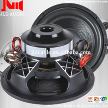 "Best powered 2500W/5000W car subwoofer Neo motor magnet 12"" car subwoofer"