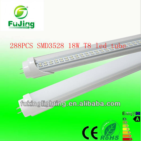 cool white 18w led ring tube light