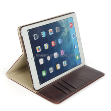 wholesale tablet holder flip case pu leather tablet case for Ipad air2