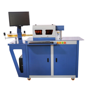 cnc channel 3d letter bending machine
