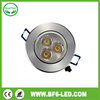 high quality round 12v lumen 12w/20w/15w cob led down light wholesale