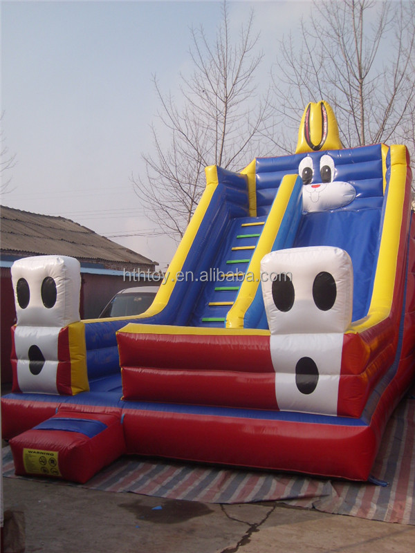 Rabbit inflatable slide for sale