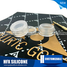 2015 silicone/bho oil dab wax container/jar/customized atomizer/box/3ml 5ml 6ml 7ml herb scissors