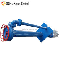 Oil Drilling Solid Control Vertical Centrifugal
