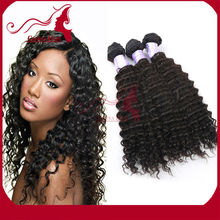Carina Hair Products Cheap Deep Wave Raw 5A Grade 100% Unprocessed Rooster Grizzle Feathers Wholesale Hair Extensions