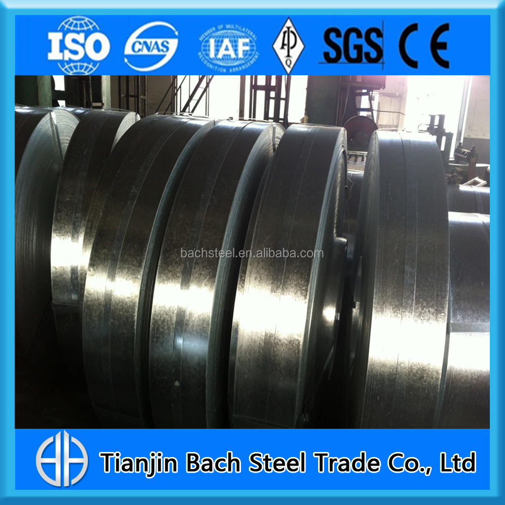 Gi slit coils ,galvanized slit coils ,gal slit coils from China