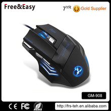 High quality wholesale pro wired cheap good gaming mouse