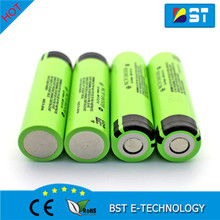 Factory price genuine NCR18650B 3400mAh rechargeable Li-ion flat top battery cell NCR 18650B made in Japan