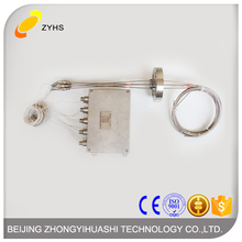r type thermocouple multi-channel thermocouple probe